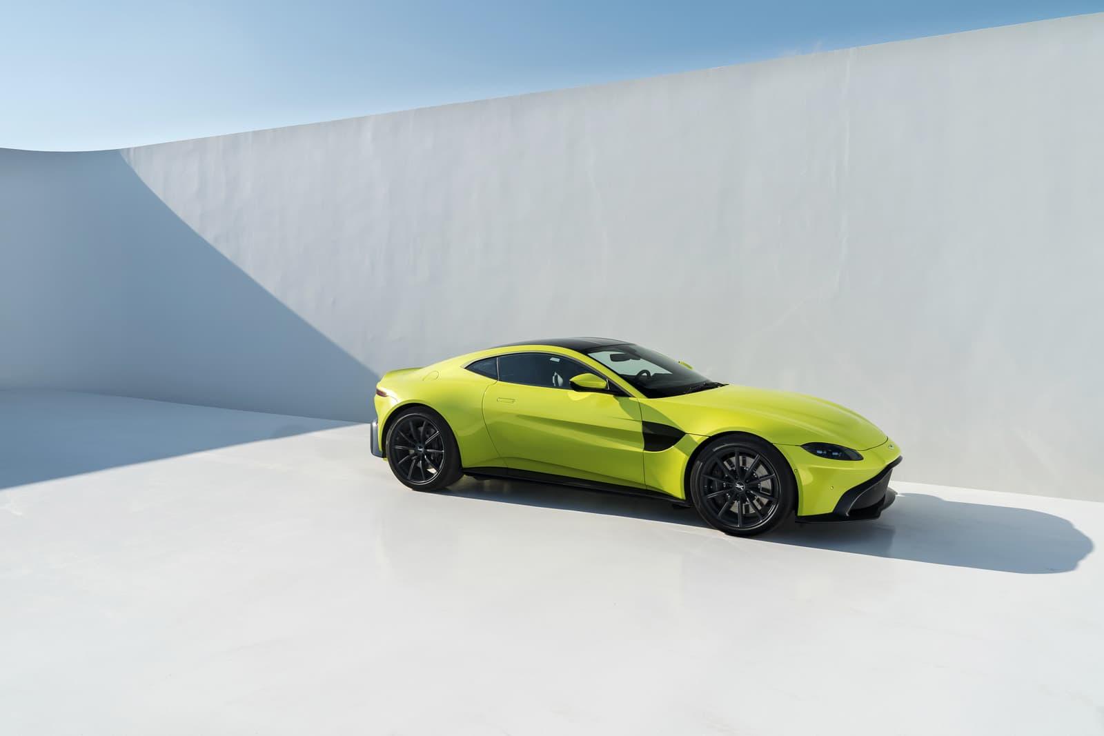 2019 Aston Martin Vantage Hypebeast