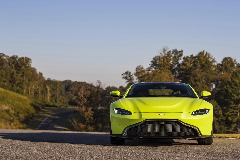 Revenant Automotive Aston Martin Vantage Grille Hypebeast
