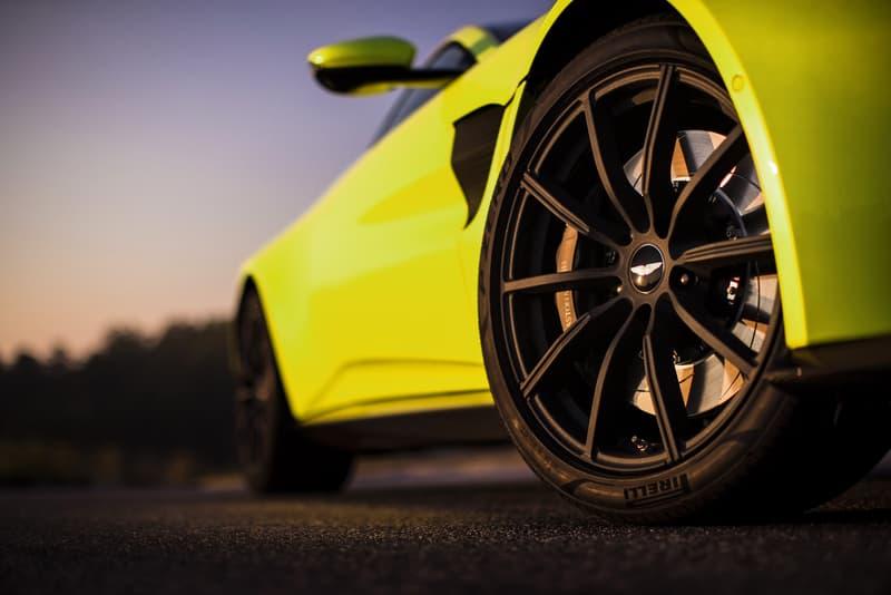 2019 Aston Martin Vantage Luxury Cars Sports Mercedes Benz AMG