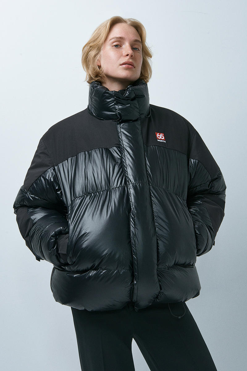 66°North Tindur Down Jacket Iceland Soulland Copenhagen Technical Outerwear