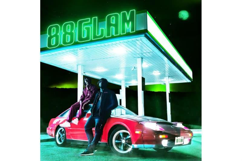88GLAM Mixtape Download Stream Bali XO The Weeknd Nav Leak Signed