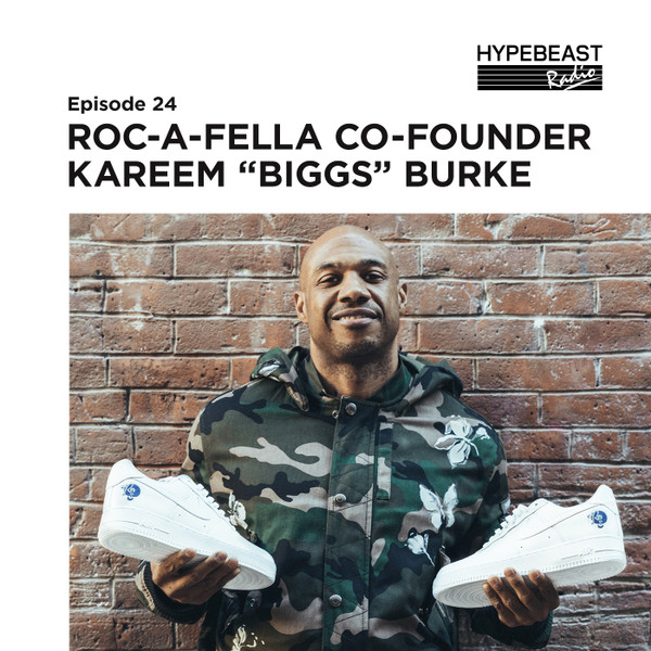 """#24: Kareem """"Biggs"""" Burke Always Envisioned Roc-A-Fella As a Conglomerate"""