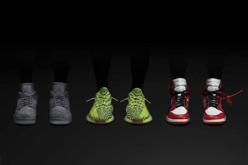 GOAT Black Friday Draw Eddy Lu Footwear Shoes Sneakers $10000 Dollars