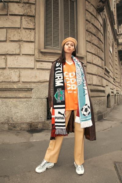 Les Vêtements de Football 2017 Fall/Winter 4th Drop Gucci Comme des Garcons Acne Studios Parody jerseys kits tops bootleg