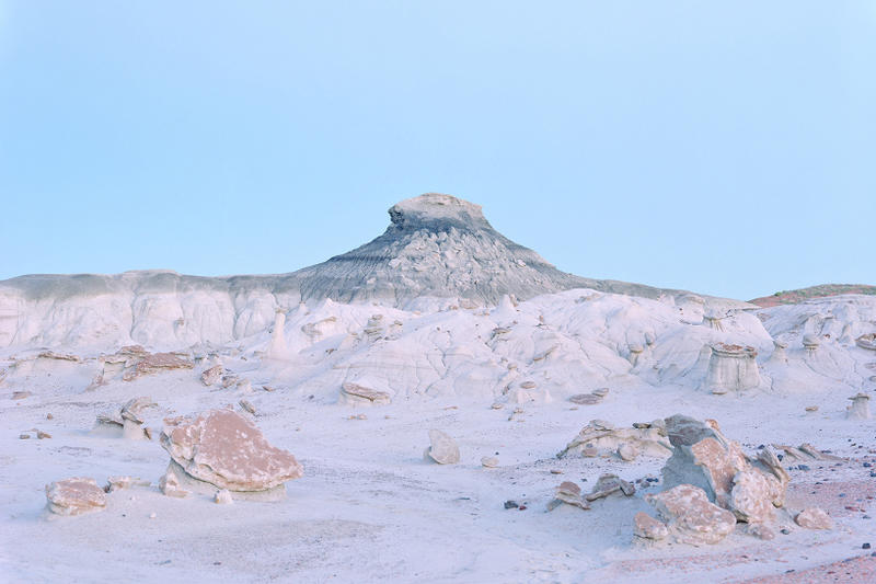 Luca Tombolini LS X Photography Series USA America West Coast Desert Landscape