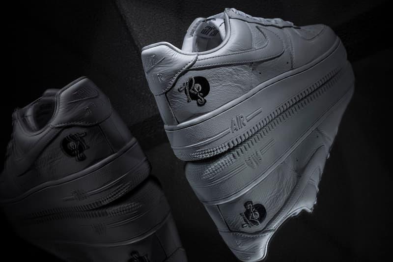 Nike Air Force 1 AF100 HBX Closer Look Travis Scott Acronym Errolson Hugh Don C Kareem Biggs Burke Virgil Abloh