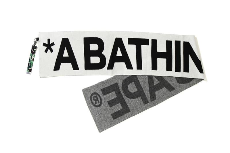 BAPE BIG APE 2017 Fall Winter Collection A Bathing Ape Japan Drop Release Date Info 2017 November 18 MA 1 Hoodies Head Shorts Long Sleeves T Shirt Scarf Logo Branding Hat Patch BAPESTA