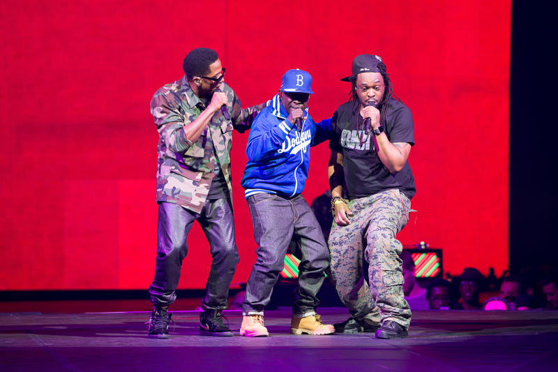 A Tribe Called Quest Vans Sk8 Hi Bonita Sneaker ComplexCon Exclusive Release