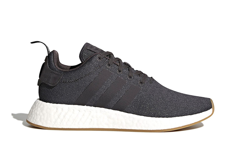 adidas NMD R2 Drops in Two New Tonal