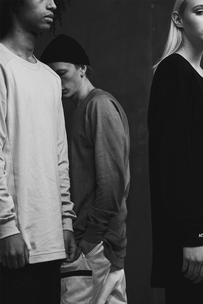 """Act.1 Unveils Brutalism-Inspired Fall/Winter 2017 """"Concrete Concrete"""" Lookbook"""