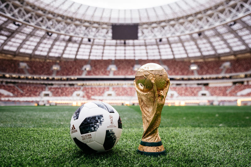 adidas 2018 FIFA World Cup Match Ball Russia Soccer Football Tournament