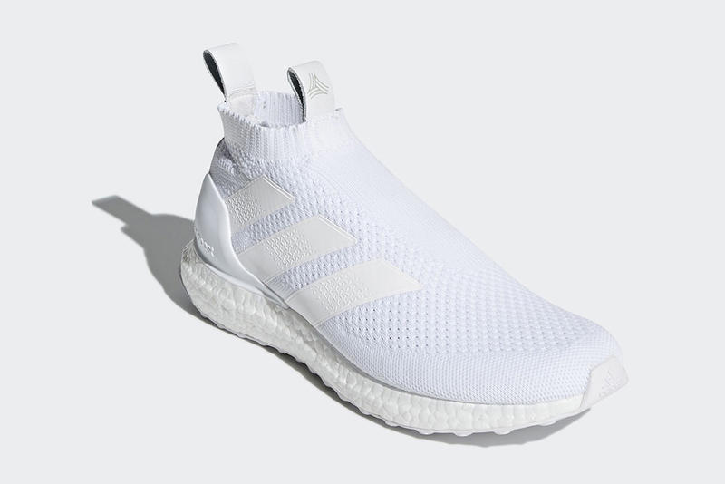 super popular 2a2ff 6c0ad adidas ACE 16+ UltraBOOST in White, Black & Grey | HYPEBEAST
