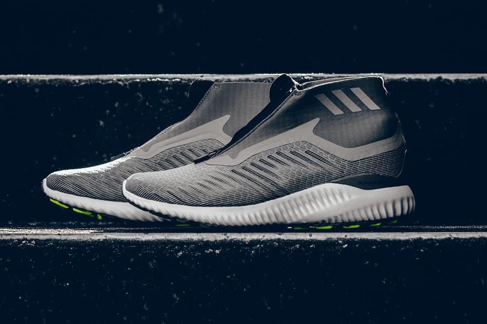 adidas AlphaBOUNCE Zip Grey Colorway