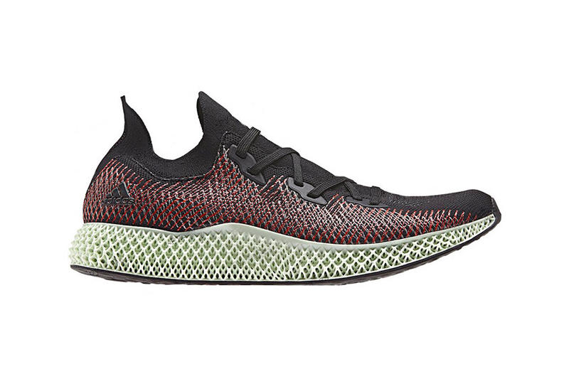 adidas alphaEDGE 4D Futurecraft Technology 3D Printing Sole May 2018 2197351d6