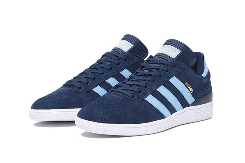 adidas Busenitz Swathed in Two-Tone UNC