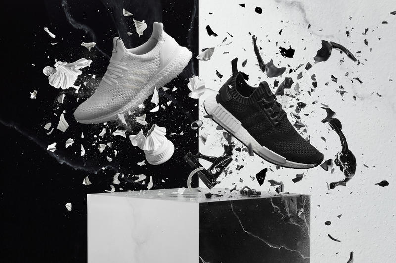 adidas Consortium Sneaker Exchange INVINCIBLE A Ma Maniere UltraBOOST Ultra Boost NMD R1 2017 December 9 Release Date Info Sneakers Shoes Footwear primeknit