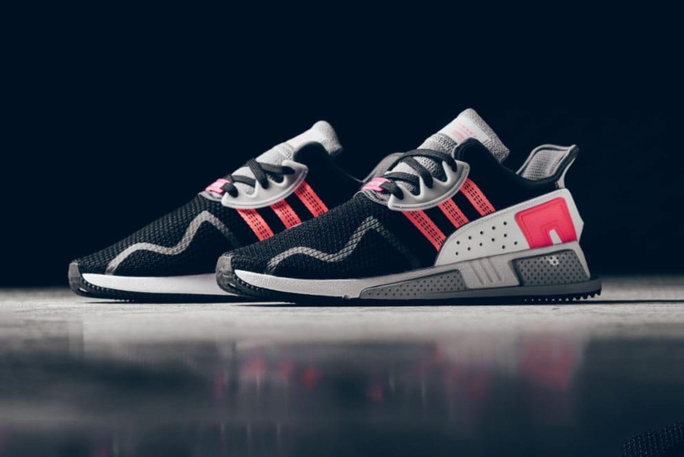 adidas eqt black and pink