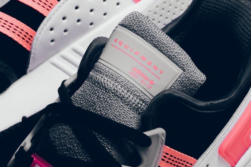 adidas EQT Cushion ADV November 28 2017 Release Black Pink