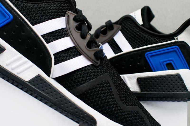 adidas Originals EQT Cushion ADV Black and Royal release date