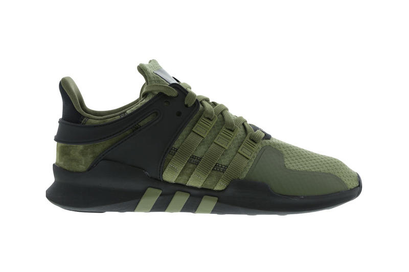 sale retailer 8d764 5f8df adidas EQT Support ADV Olive Cargo November 18 2017 Release Date