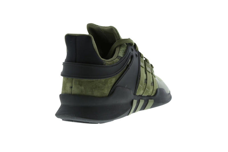 adidas EQT Support ADV Olive Cargo November 18 2017 Release Date