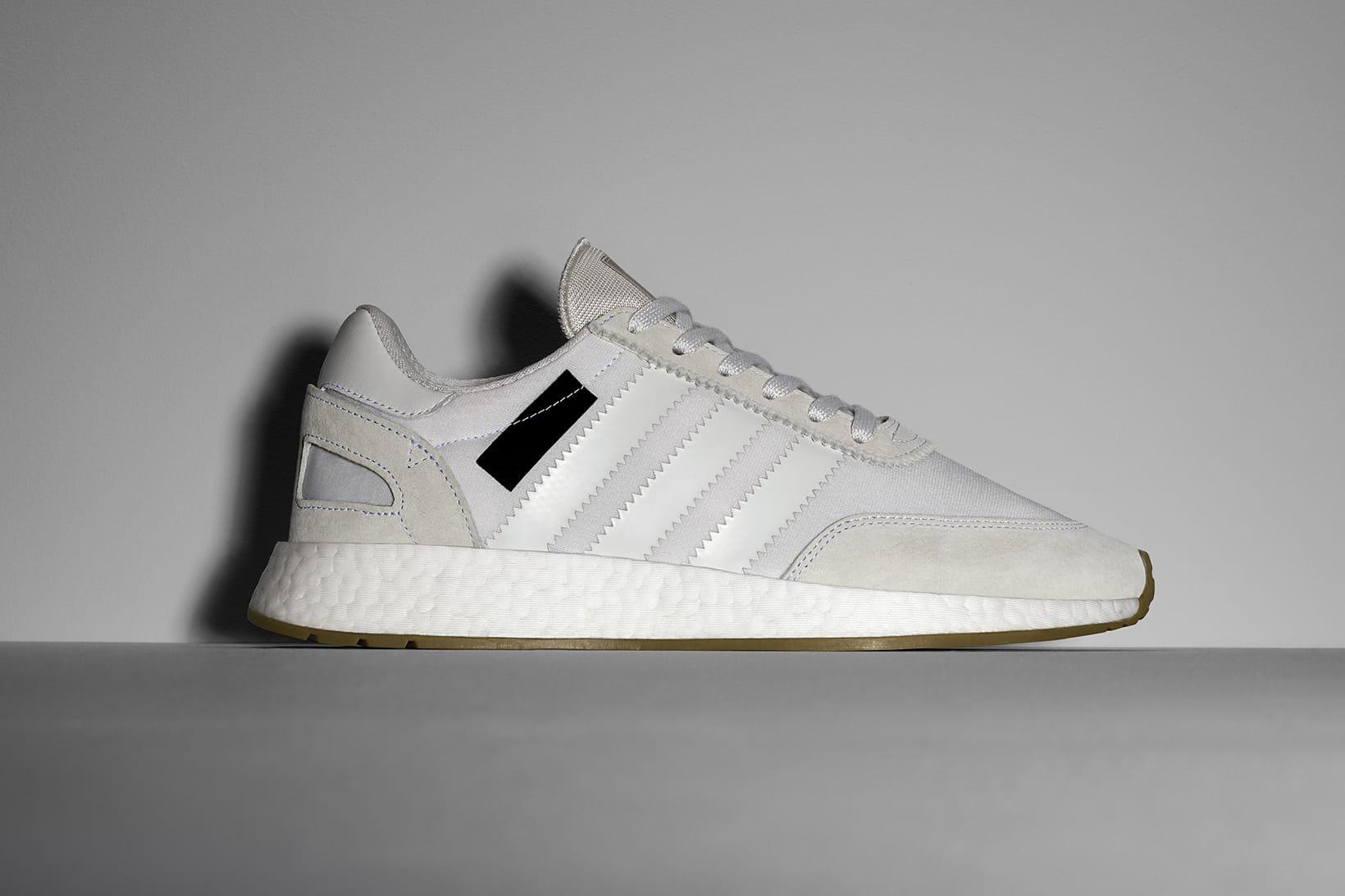 iniki adidas white