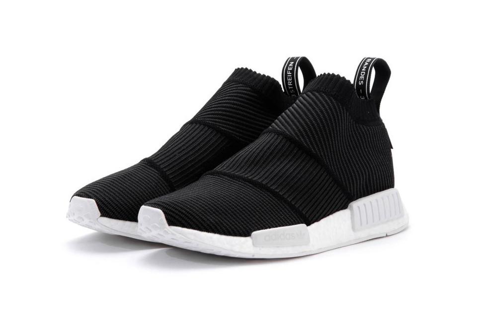 finest selection ad660 ffde1 The GORE-TEX x adidas Originals NMD City Sock Gets a Release Date