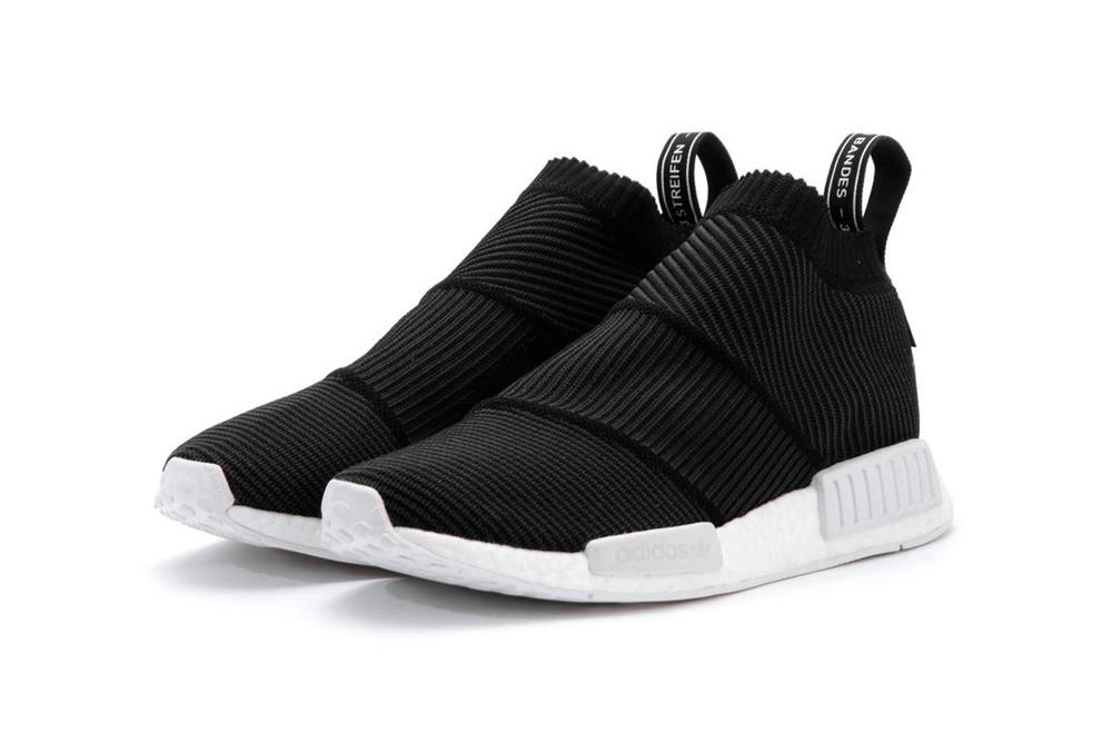 adidas originals NMD City Sock GORE TEX Pack Black White 2017 November 17 Release Drop Date Info Sneakers Shoes Footwear CS