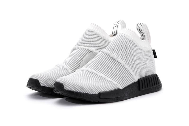 adidas originals NMD City Sock GORE TEX Pack Black White 2017 November 17 Release Drop Date Info Sneakers Shoes Footwear CS