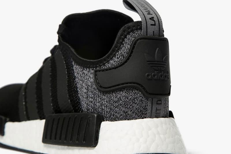 adidas NMD R1 Wool Heel JD Sports November 2017 Release