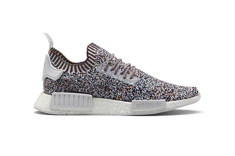 adidas NMD R1 PK Color Static Primeknit BOOST 2017 november 11 Release Date Info Sneakers Shoes Footwear tv television
