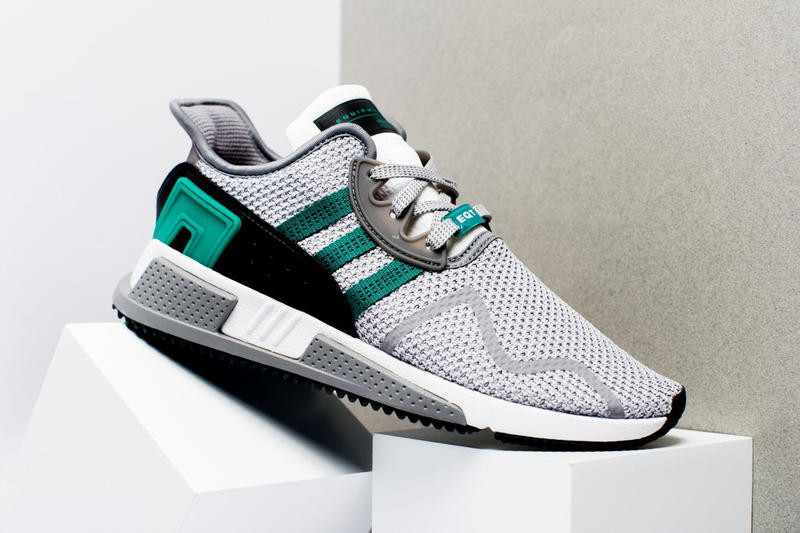 adidas Originals EQT Cushion ADV White Black Sub Green 2017 November  Release Date Info Sneakers Shoes 8ab8bc11d