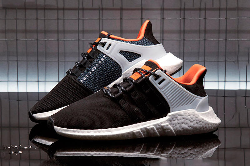 factory authentic d615b b8b2d adidas Originals EQT Support 9317 Welding Pack Black White December 1 2017  Release