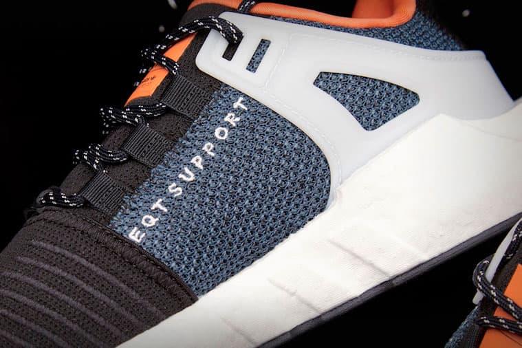 adidas Originals EQT Support 93/17 Welding Pack Black White December 1 2017 Release