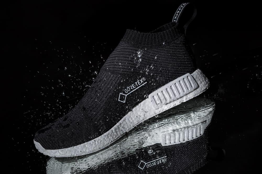 adidas Originals NMD CS1 GORE TEX Pack On Feet Closer Look 2017 November Release Date Info Sneakers Shoes Footwear
