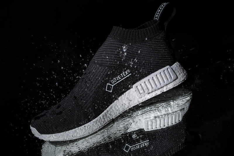 the best attitude 91b69 0270c adidas Originals NMD CS1 GORE TEX Pack On Feet Closer Look 2017 November  Release Date Info