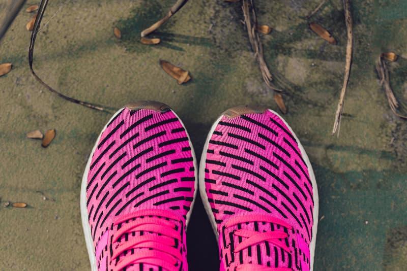 adidas Originals NMD_R2 Pink Black