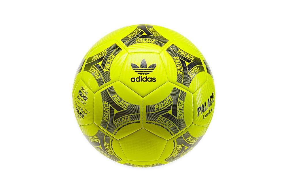 adidas Originals Palace Skateboards Football Soccer Ball