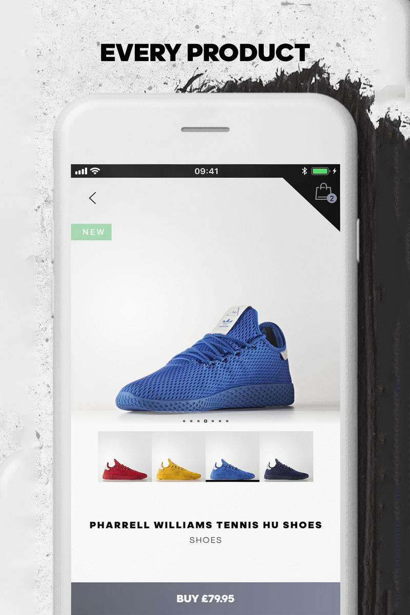 meilleur service b5c18 37adf adidas Launches Smart Personalized Shopping App | HYPEBEAST