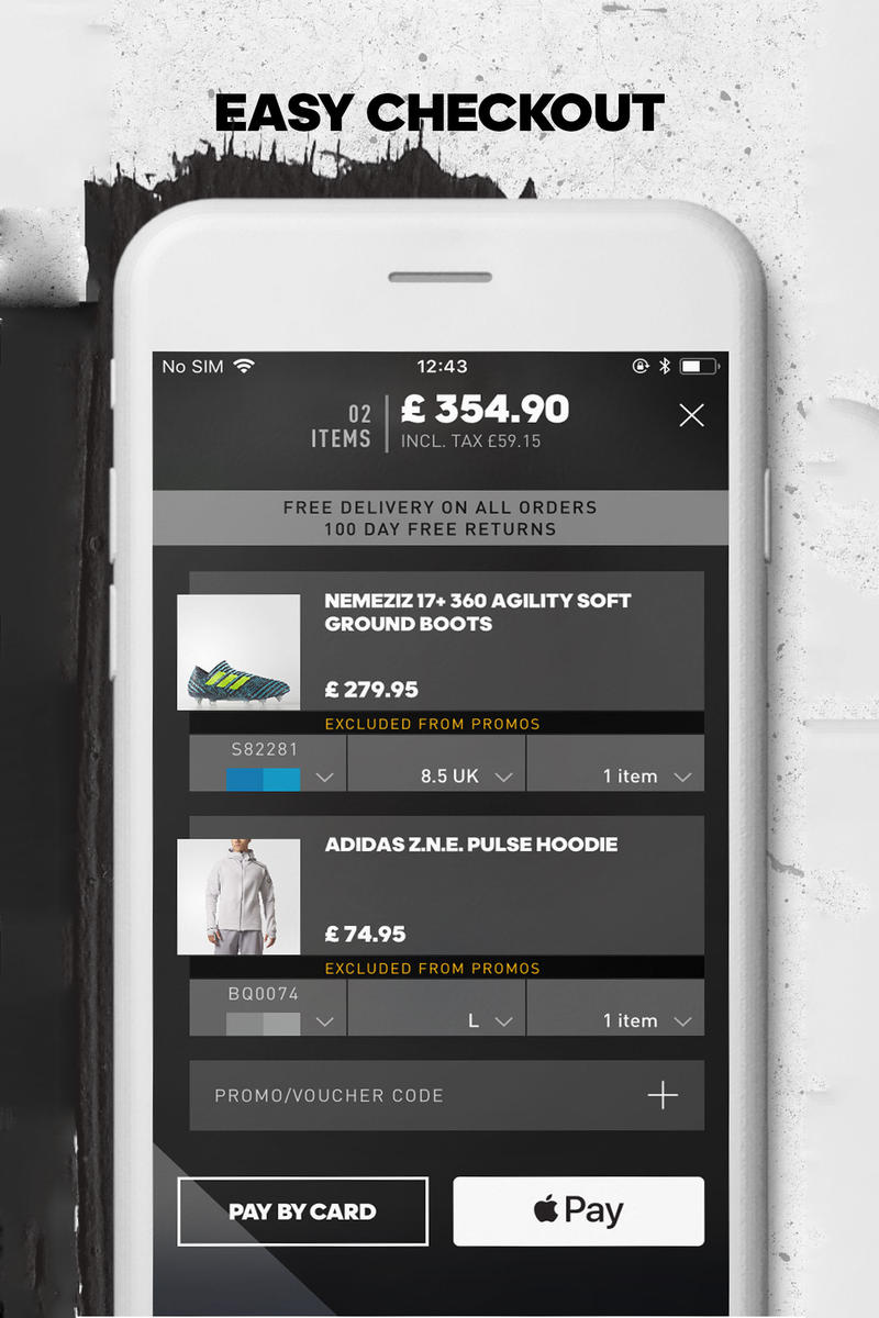 adidas Personalized Shopping App Dreamforce November 2017