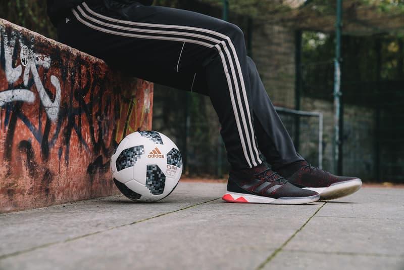 adidas Soccer Predator 18+ Stadium Cage Street Cleats Football Boots BOOST Paul Pogba Mesut Ozil Dele Alli