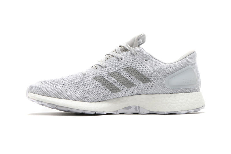 adidas PureBOOST DPR White Indigo Running