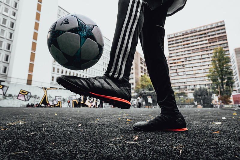 adidas Football Skystalker Collection NEMEZIZ 17+ and X17+ Soccer