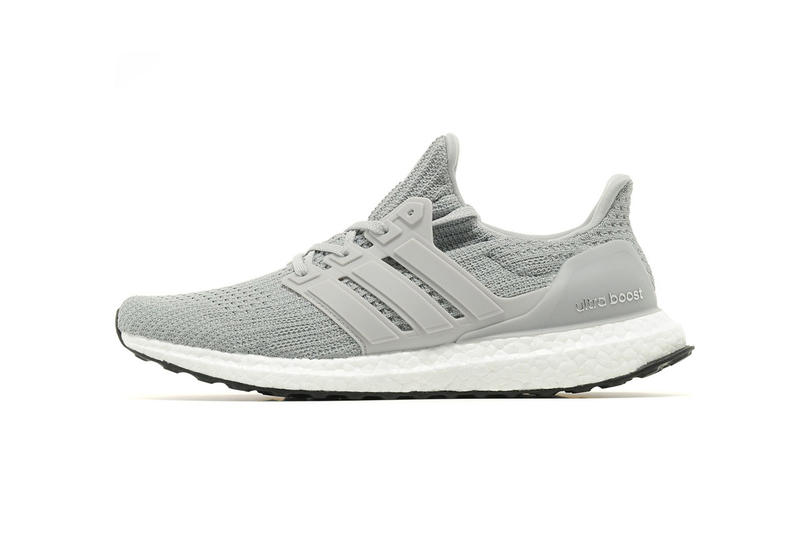 adidas UltrBOOST 4 0 Grey gray Ultra BOOST 2017 November 16 Release Date Info Sneakers Shoes Footwear JD Sports