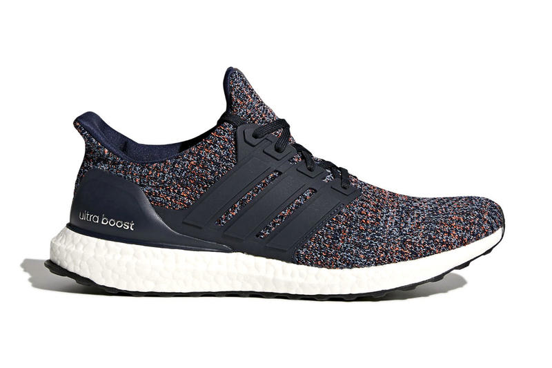 low priced ed8fd 4b9e7 adidas UltraBOOST 4 0 Navy Multicolor Release Date Info Drops November 30  207 Sneakers Runners