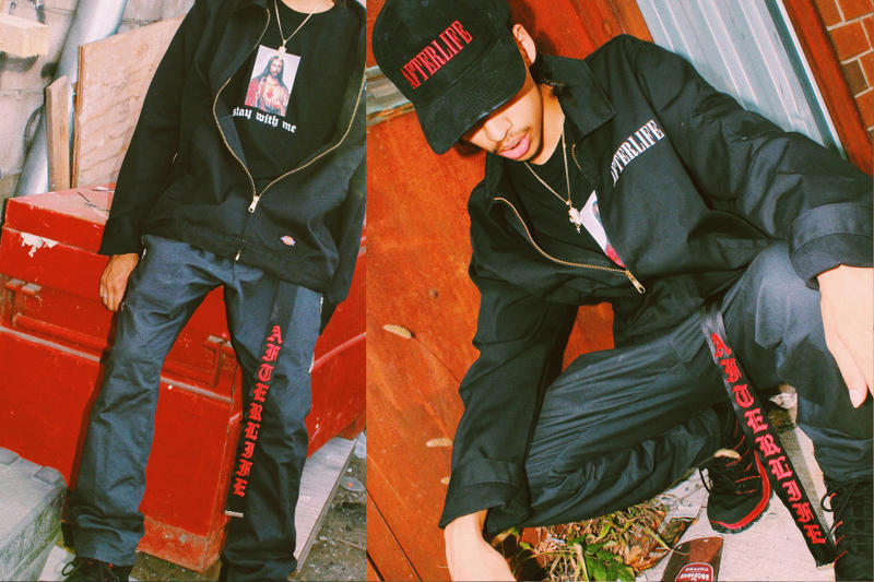AFTERLIFE Fall Winter 2017 Muerte Collection Lookbook