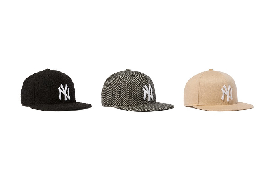 2f1a86ee8a342 Aimé Leon Dore   New Era Honor NYC With Yankees 59FIFTY Fitted Caps