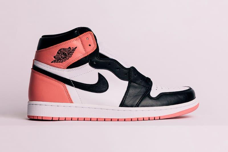 Air Jordan 1 Rust Pink Nigel Sylvester