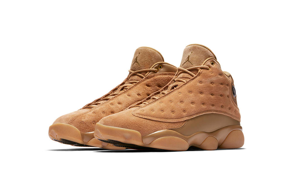 Air Jordan 13 retro high mid low Wheat Release Date Michael Jordan Brand footwear sneakers chutney black hologram