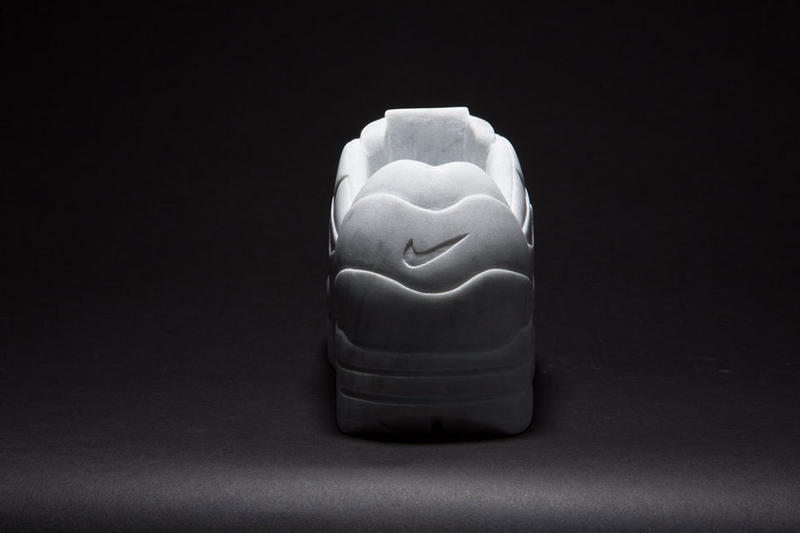 Nike Air Max 1 Marble Sculpture Alasdair Thomson Artist Identity Collection Chanel No 5 Supreme